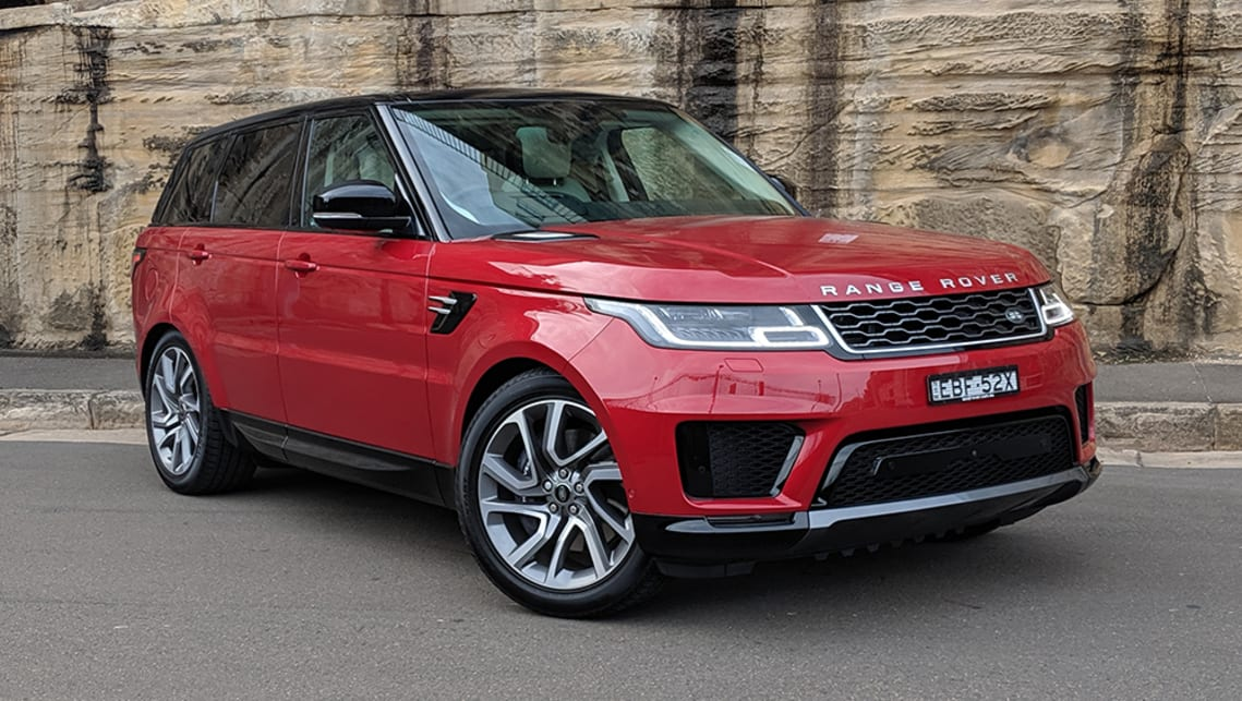 Can you be both fancy and frugal? Range Rover seems to think so. (image: Dan Pugh)