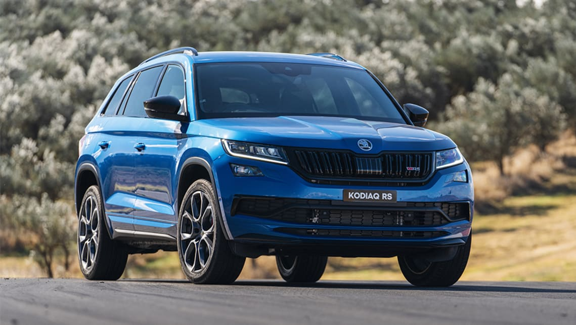 Skoda Kodiaq 2020 Review Rs Carsguide