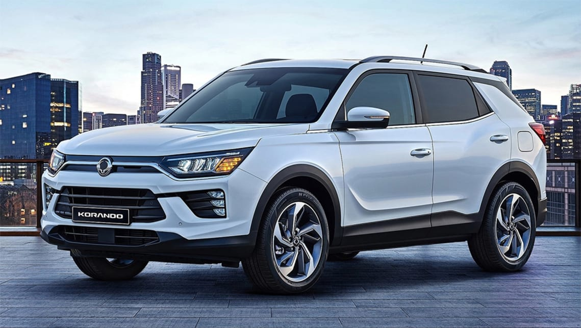 Best 7 Seater Suv 2020.New Seven Seater Suv Coming From Ssangyong Soon Car News