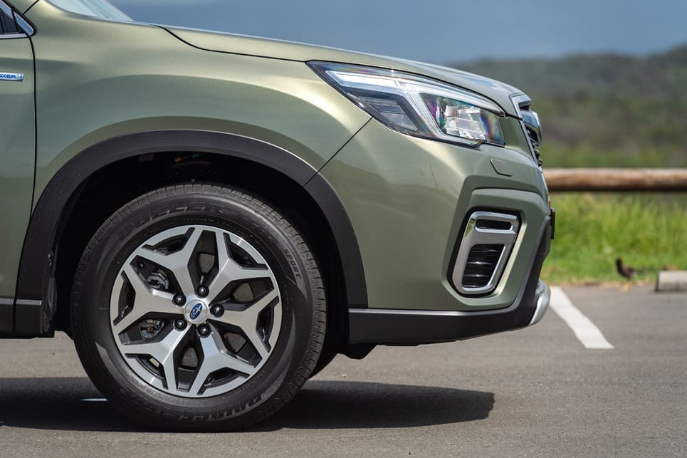 The Subaru Forester Hybrid L is the entry-level hybrid model in the Forester line-up, with an MSRP of $39,990 plus on-road costs.