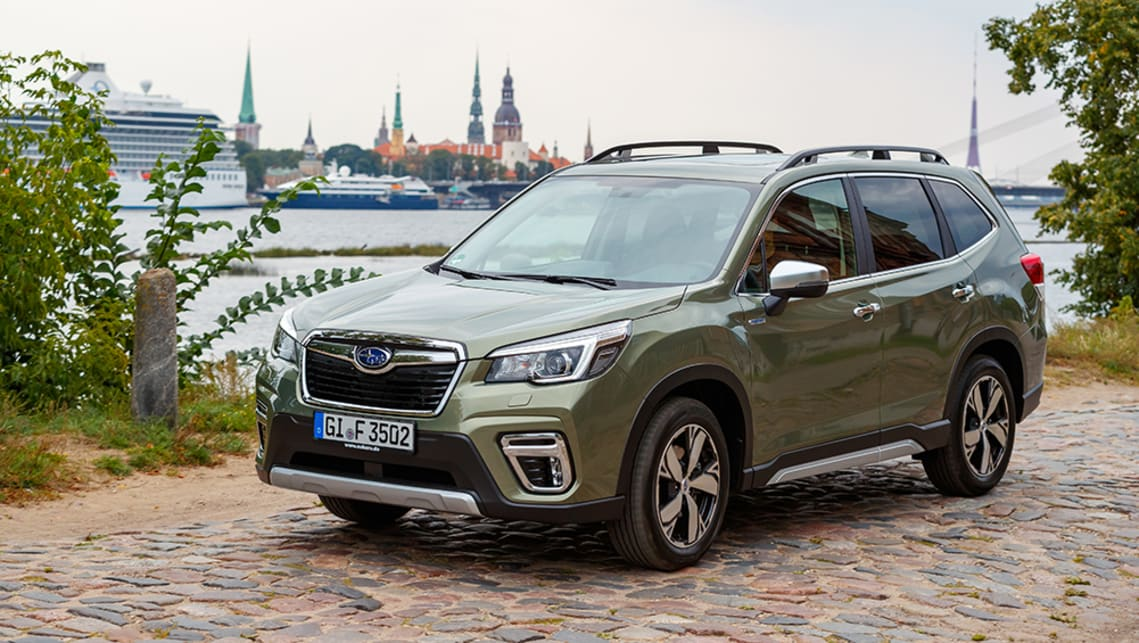 Subaru Electric Car >> New Subaru Forester Hybrid 2020 Pricing And Specs Detailed