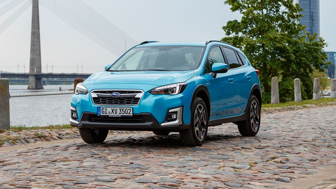 new subaru xv hybrid 2020 pricing and specs detailed  electric boost incoming for small suv