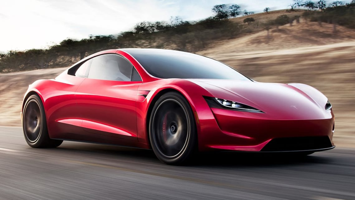Tesla Roadster price   CarsGuide