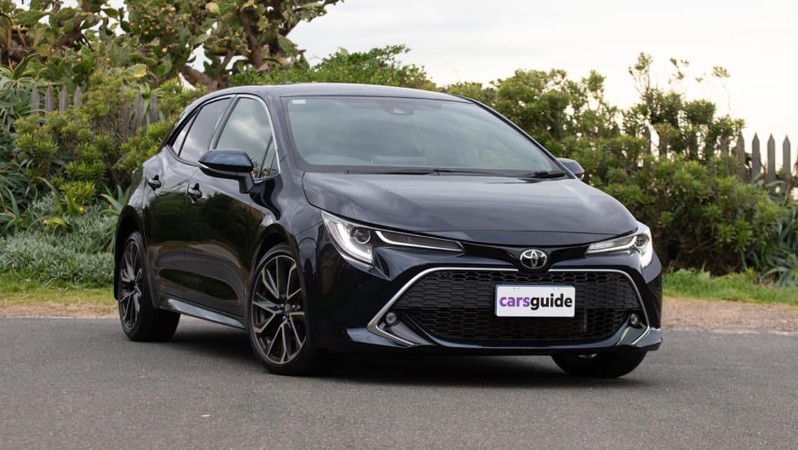 Uusi Toyota Corolla 2021