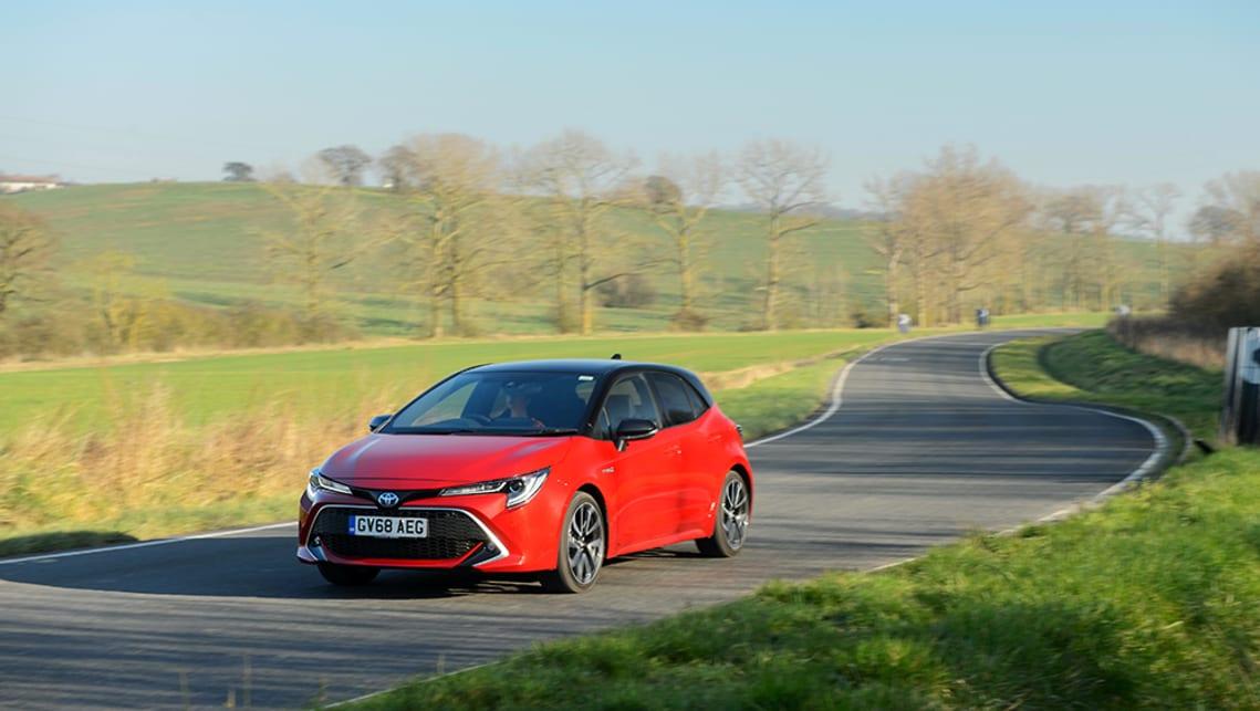 Toyota Corolla Hatch 2020 Update Announced Car News