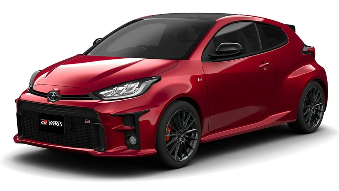 Toyota Gr Yaris Cvt Revealed Same Show Less Go For Automatic