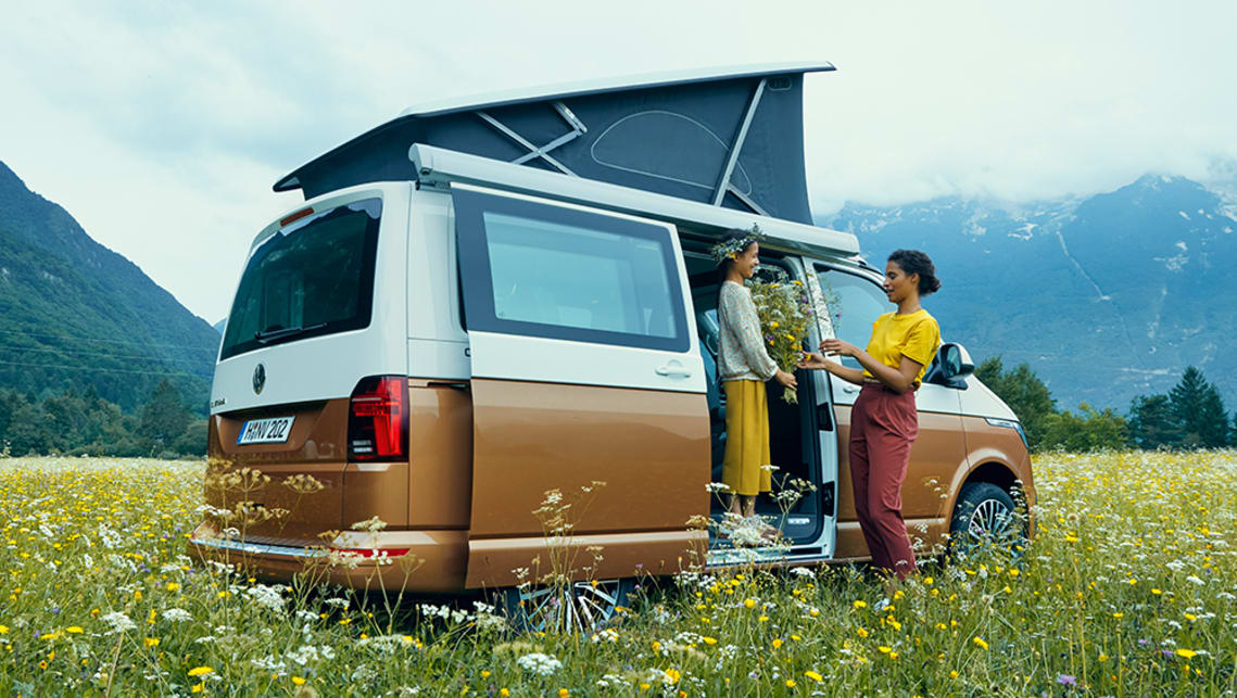 New Vw California Beach 2020 Confirmed Kombi Style Camper Van Locked In For Q3 Launch Car News Carsguide