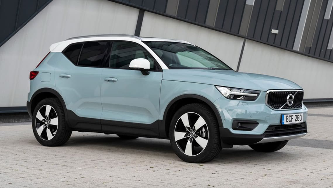The updated Volvo XC40 2020 model range is set to see a raft of new inclusions, such as the T3 auto base model.