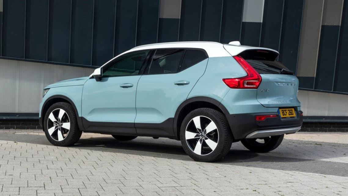 The new Volvo XC40 T3 variant that has been launched in Europe is set to come on stream in Australia in the coming months.