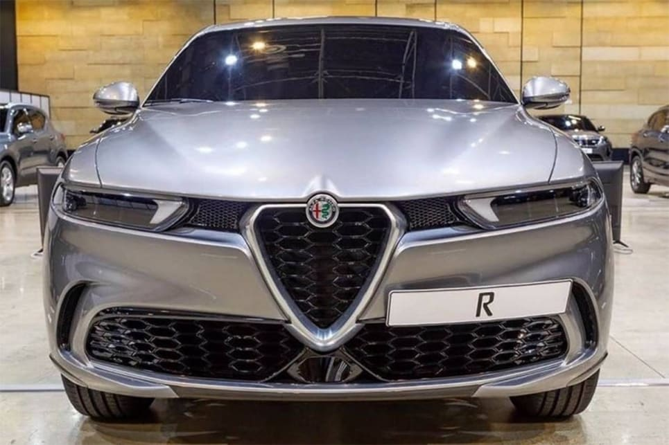 Meet the Alfa Romeo Tonale: Production-ready SUV leaks ahead of official unveil