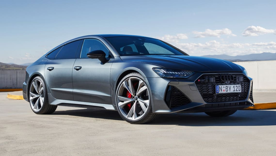 Audi Rs 7 2020 Review Carsguide