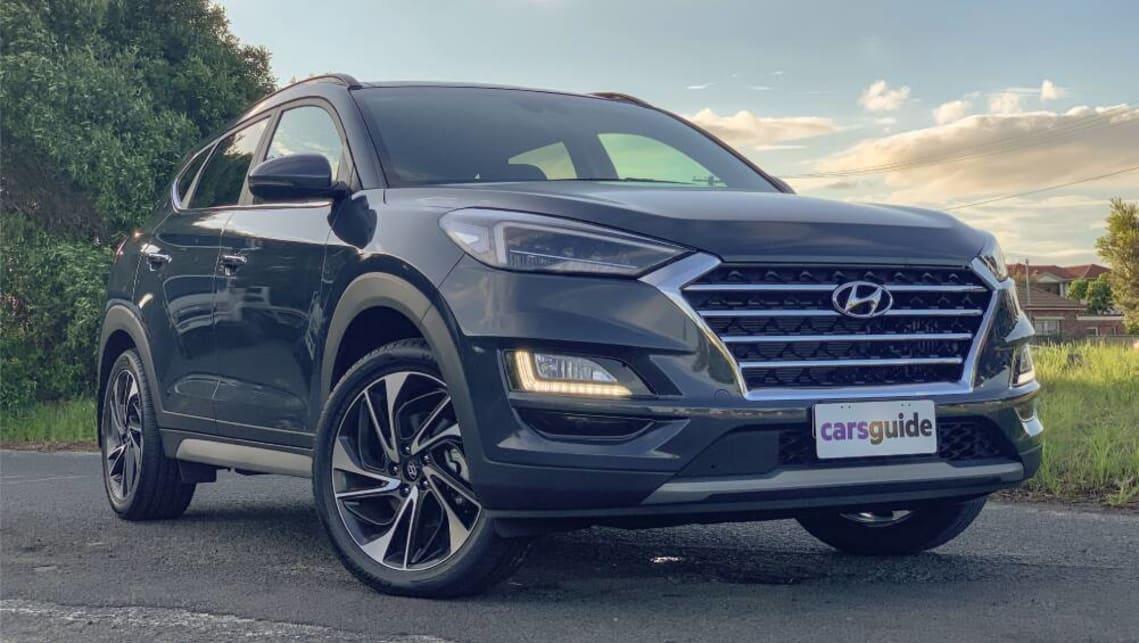 Hyundai Tucson 2020 Review Highlander Petrol Carsguide
