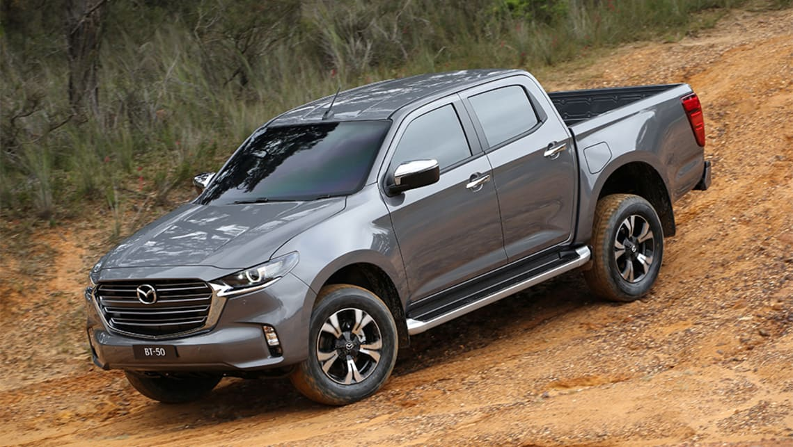 The third-generation BT-50 will share its underpinnings with the Isuzu D-Max.