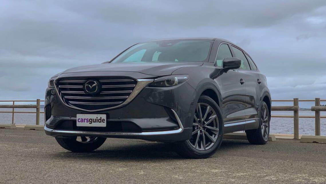Mazda Cx 9 2020 Review Azami Carsguide