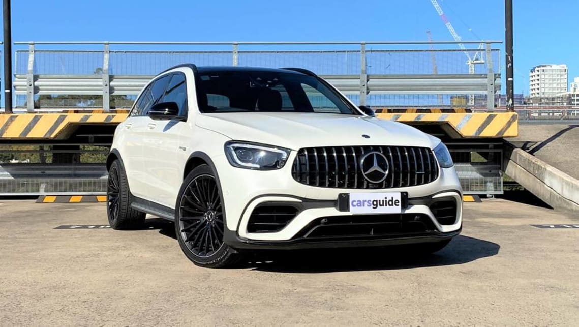 Mercedes Amg Glc 63 S 2020 Review Carsguide