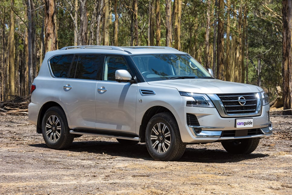 The Nissan Patrol Ti-L is the top-spec Patrol in a two-variant range.