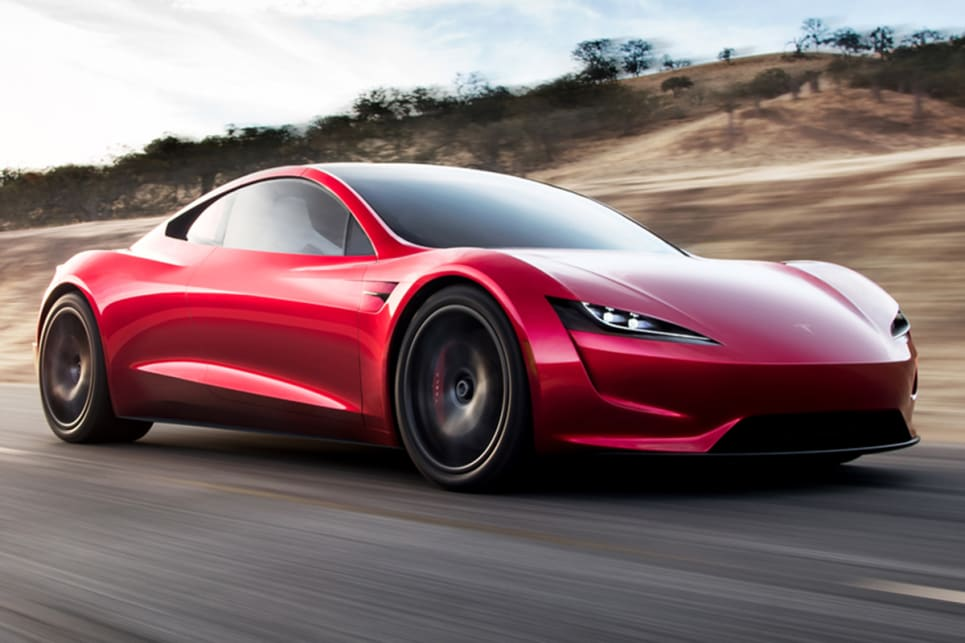 Rocketing from standstill to 97km/h in 1.9 seconds, the Tesla Roadster 2.0 promises to be the quickest production car yet.