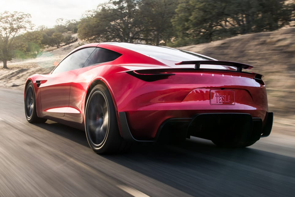 Tesla Roadster Claimed To Be Fastest Production Car Ever In