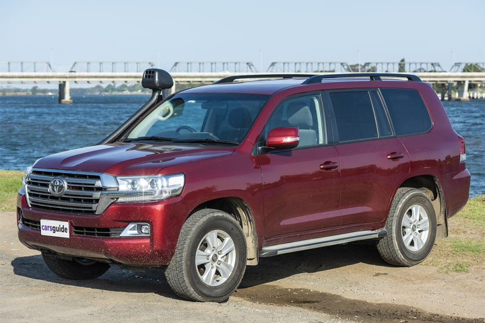 The LandCruiser 200 Series GXL has a list price of $91,890 (plus on-road costs).