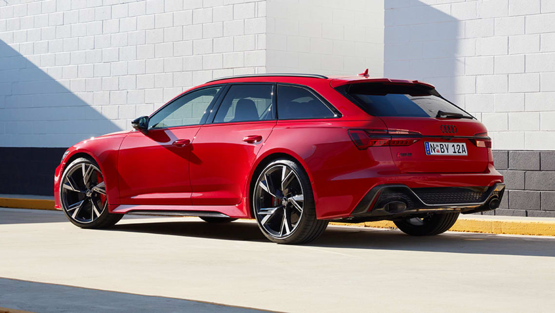 New Audi RS6 Avant and RS7 Sportback 2020 pricing and ...