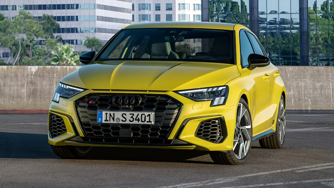New Audi S3 2021 Detailed Australia To Get Most Powerful Version Of Mercedes Amg A35 Rival Car News Carsguide