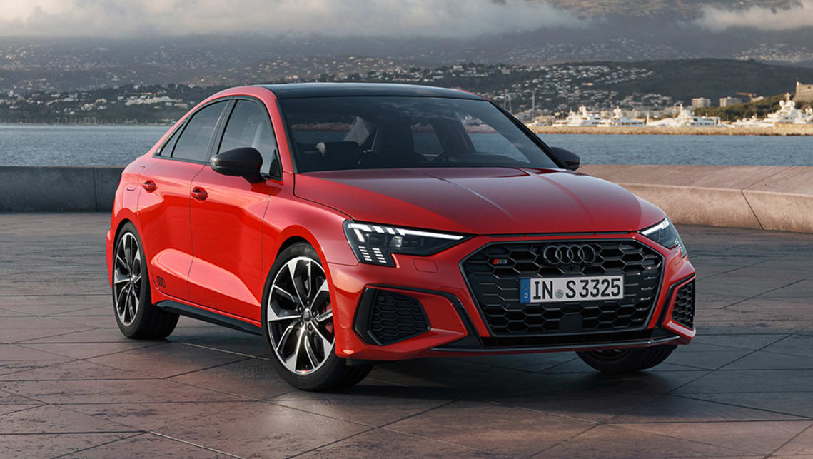 New Audi S3 2021 detailed: Australia to get most powerful ...