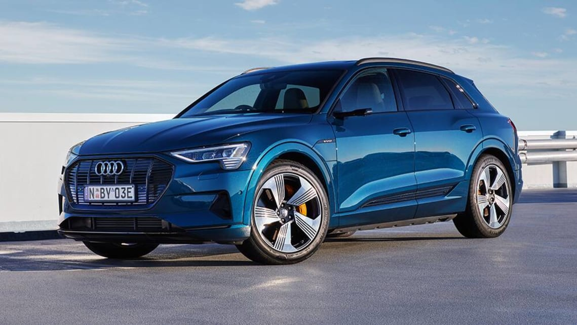 new audi e-tron 2021 pricing and specs detailed: mercedes