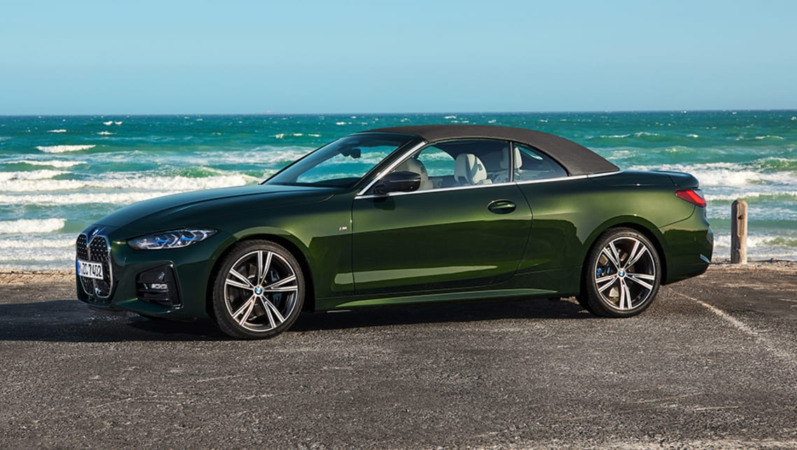 2021 Bmw 4 Series Convertible Detailed Mercedes Benz C Class And Audi A5 Rival Goes Soft With New Fabric Roof Car News Carsguide