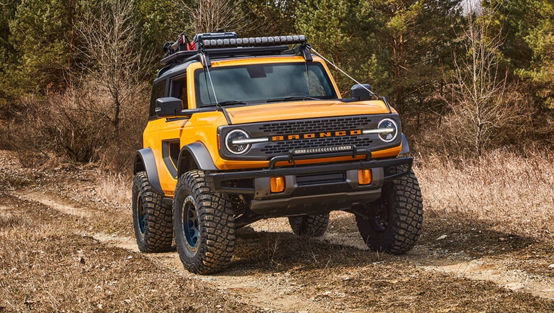 Why New Ford Bronco 2021 Should Come To Australia To Rival Jeep Wrangler And Land Rover Defender Car News Carsguide