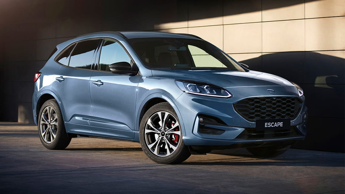 2021 Ford Escape to launch with driveaway pricing! New ...