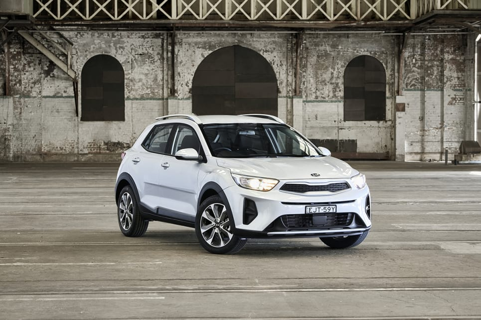 The S and Sport grades have a domesticated and tame appearance. (Sport variant pictured)