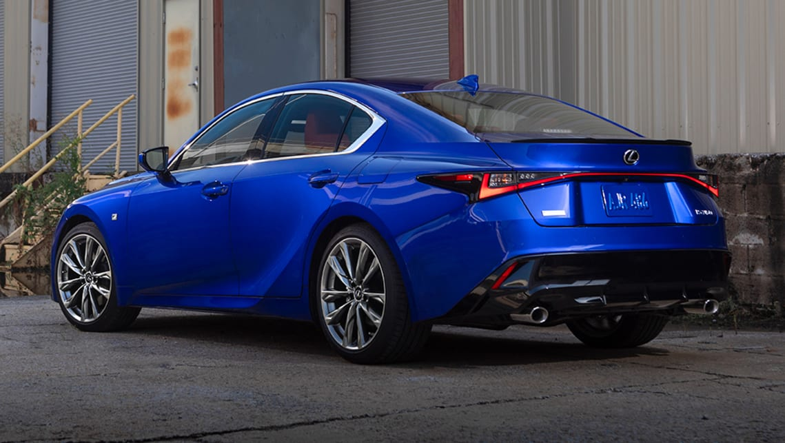 2021 lexus is pricing and specs detailed: bmw 3 series