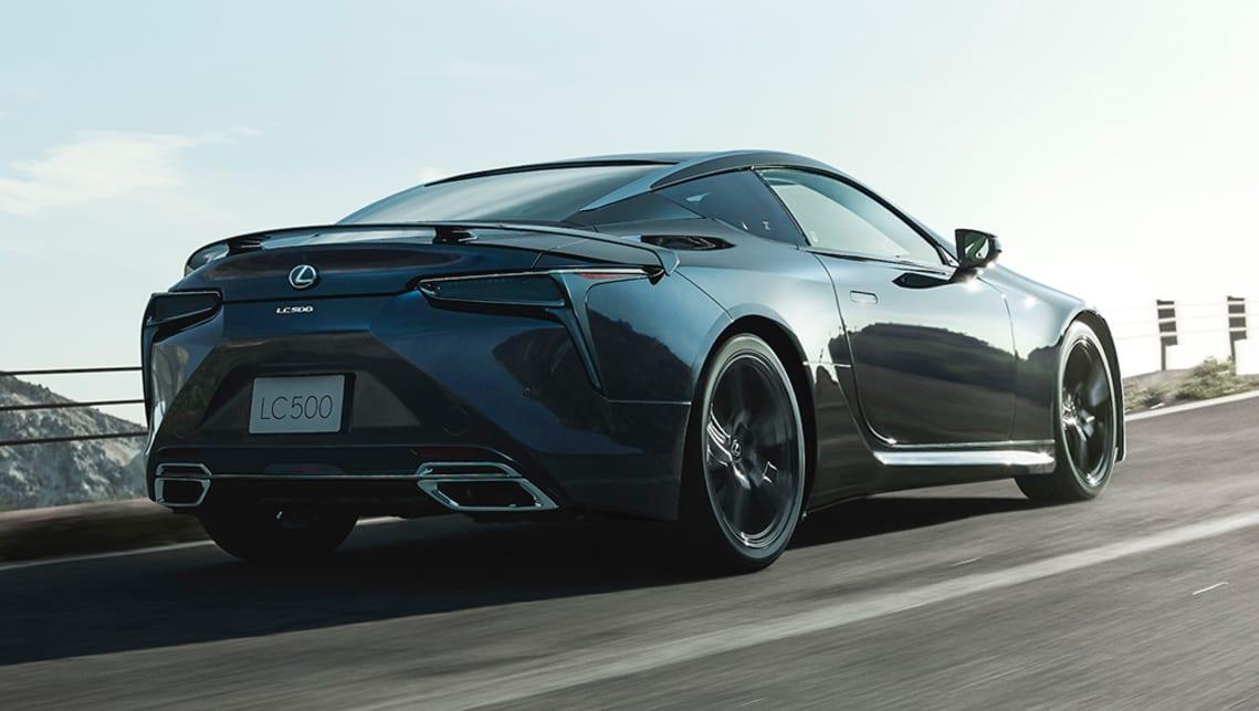 2021 Lexus LC Inspiration Series
