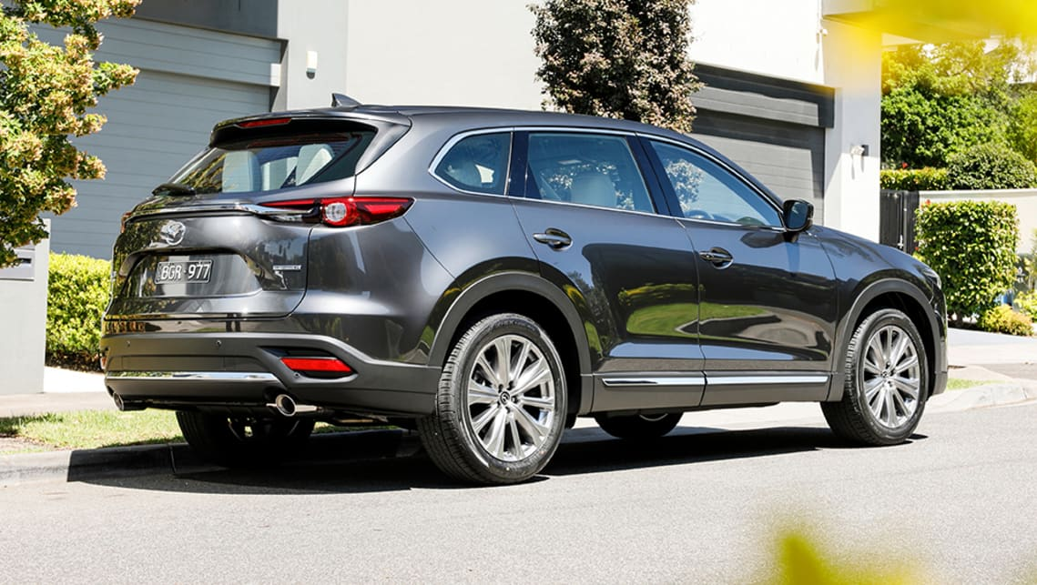 2021 mazda cx-9 pricing and specs detailed: updated toyota