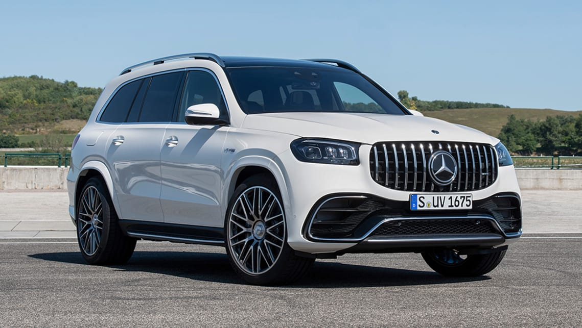 2021 Mercedes-AMG GLE63 S and GLS63 pricing and specs ...