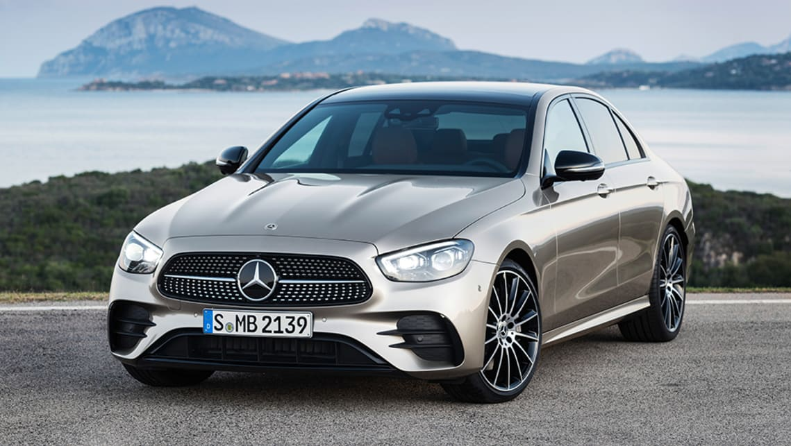 2021 Mercedes Benz E Class Pricing And Specs Detailed Bmw 5 Series And Audi A6 Rival Gets Technology Focused Midlife Facelift Car News Carsguide
