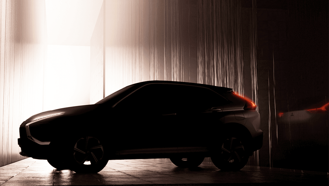 mitsubishi muscles in on toyota as new eclipse cross phev