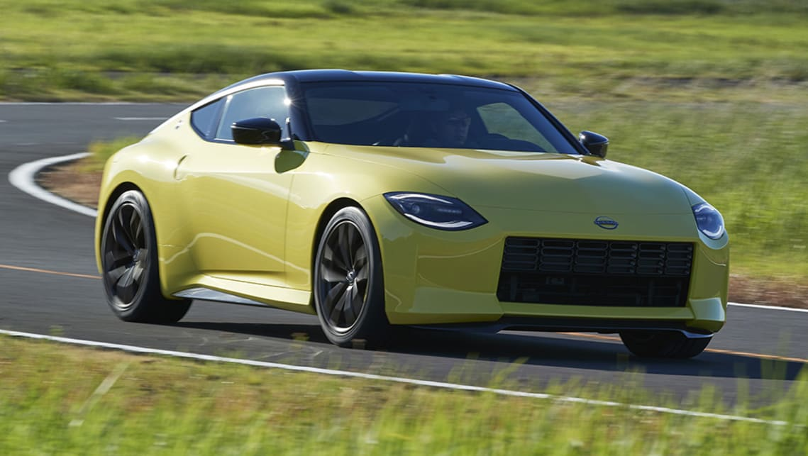 New Nissan 400z 2021 Automatic Transmission Confirmed While Nismo Convertible Versions A Possibility Car News Carsguide