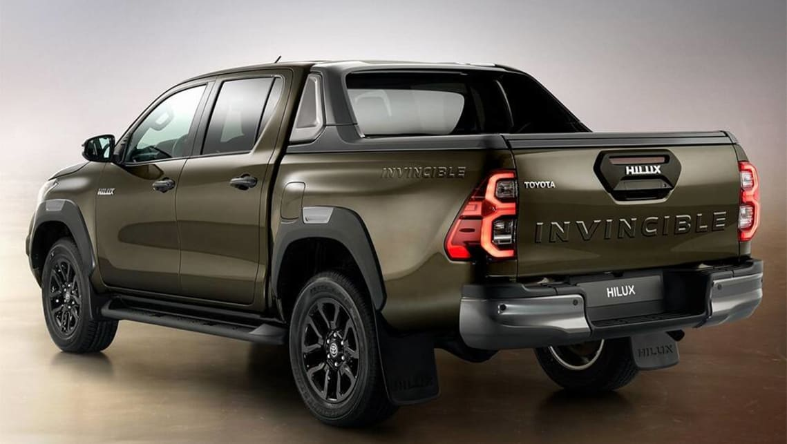 official this is the 2021 toyota hilux every new detail