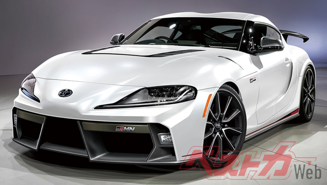 New Toyota Supra Grmn 2022 To Get More Than 300kw Of Power To Take Reborn Sports Car To Next Level Report Car News Carsguide