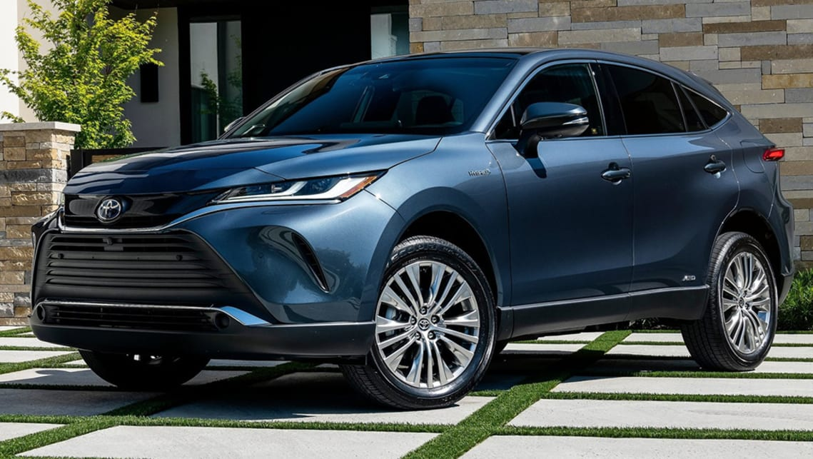 Would A Luxury Toyota Rav4 Hybrid Based Suv Like The Stylish All New Toyota Venza Sell In Australia Car News Carsguide