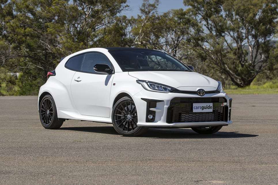 Toyota Yaris GR 2021 review: Does this hot hatch live up to the hype?   CarsGuide