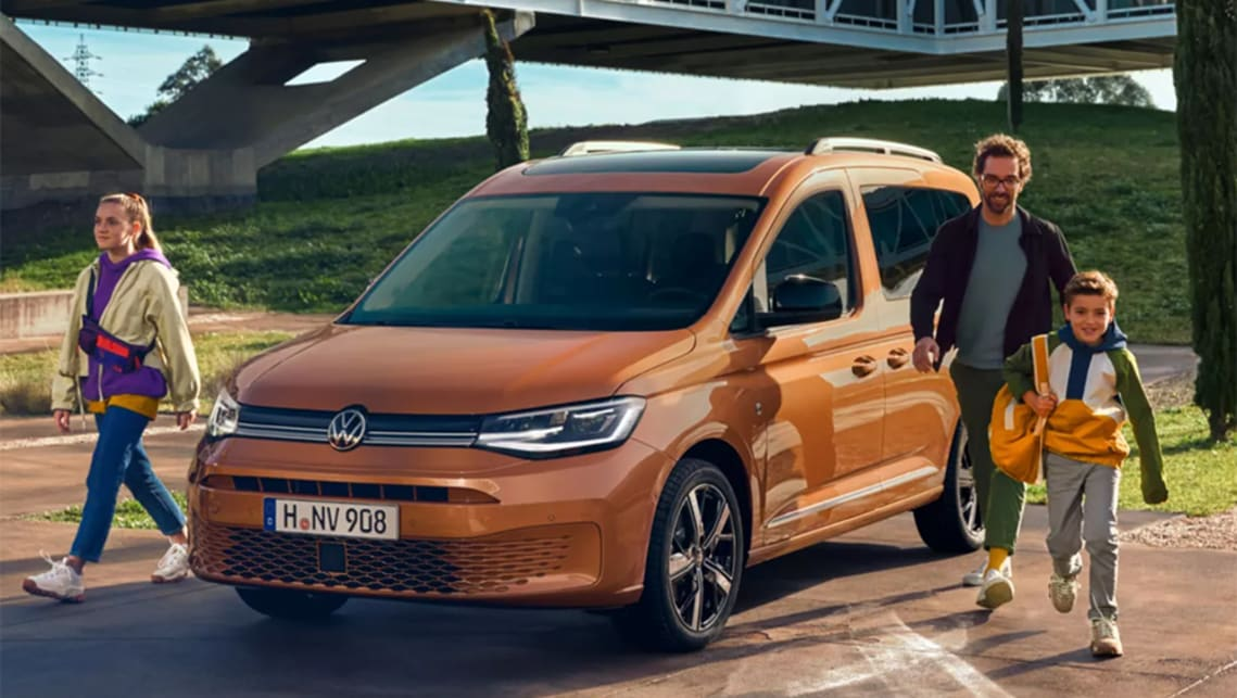 2021 Volkswagen Caddy pricing and specs detailed: Renault ...