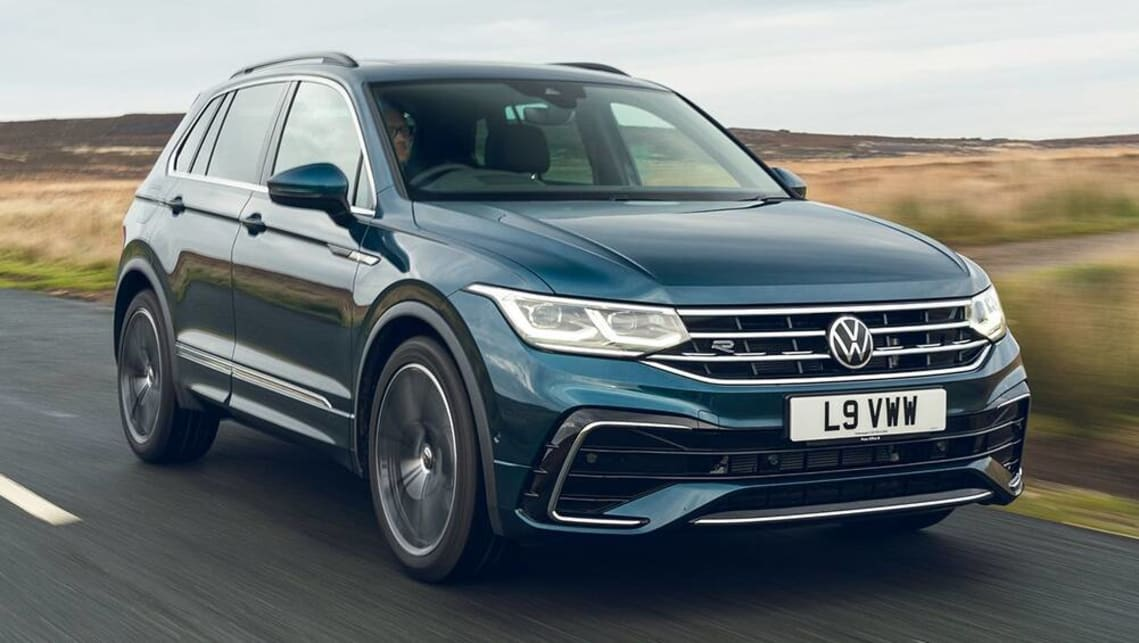 2021 Volkswagen Tiguan pricing and specs detailed: Diesel ...