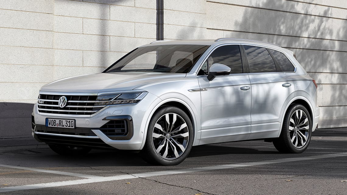 vw touareg 2021 pricing and specs detailed twin turbo v8 headlines new diesel range car news carsguide vw touareg 2021 pricing and specs