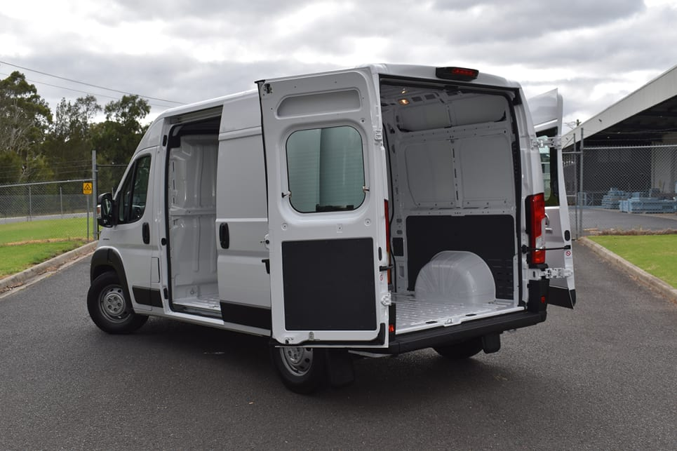 2021 Fiat Ducato | accessories gallery | Mark Oastler