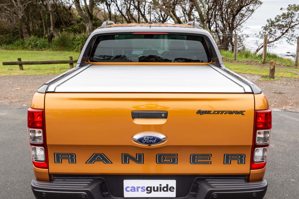 The Ranger has a Mountain Top roller cover (image credit: Tom White).