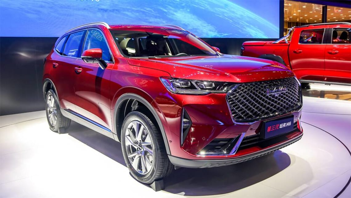 Haval showcases an onslaught of fresh metal for 2021 - and some of it will be making its way to Australia.