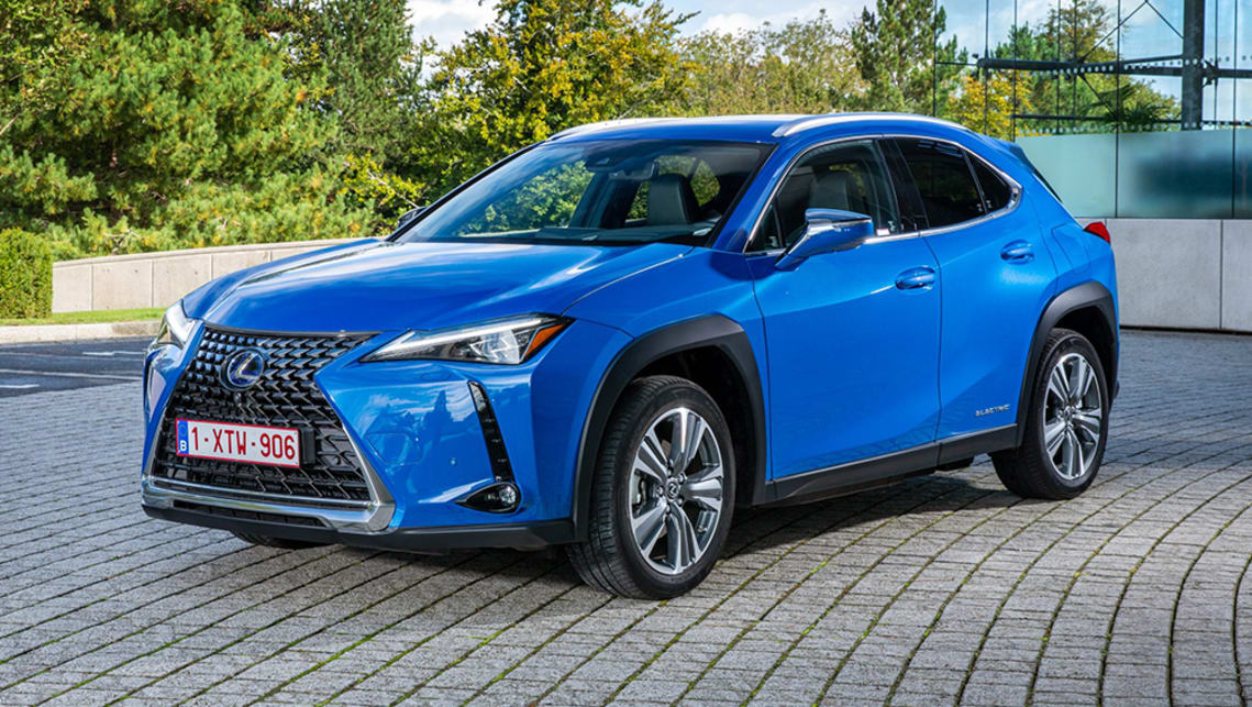 2022 Lexus Ux300e Confirmed For Australia Brand S First Electric Car To Rival New Mercedes Eqa And Bmw Ix1 Car News Carsguide