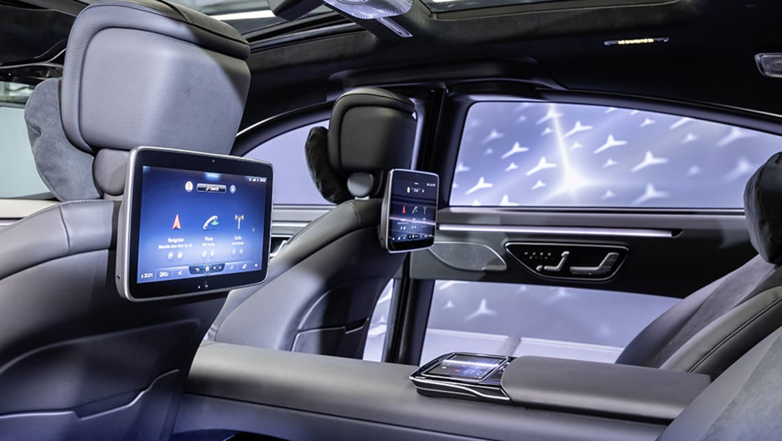 New Mercedes Benz S Class 2021 Aims To Re Imagine Rear Seat Comfort Car News Carsguide